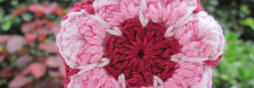 Chaveiro em croche mandala acessorio