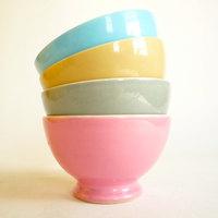 Tijela em Ceramica Cinza Belga