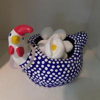 Galinha com Ovos