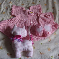 Kit Baby Rosa