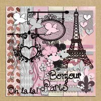Kit Para Scrapbook Digital #045