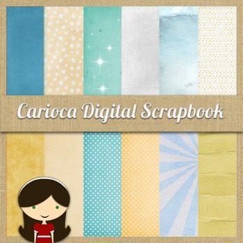 Kit para scrapbook digital 224 good night mlb o 3953268889 032013