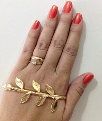 Hand palm bracelet 300038 2