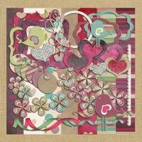 Kit Para Scrapbook Digital #046
