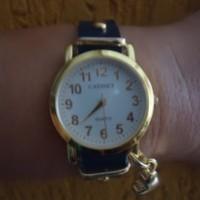 Relógio personalizado simples