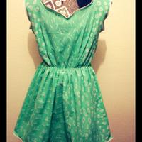 Vestido Sewing