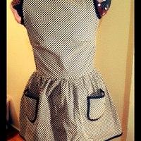 Vestido Vintage Quadriculado