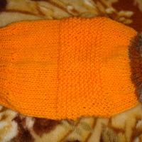 Roupa de lã PET