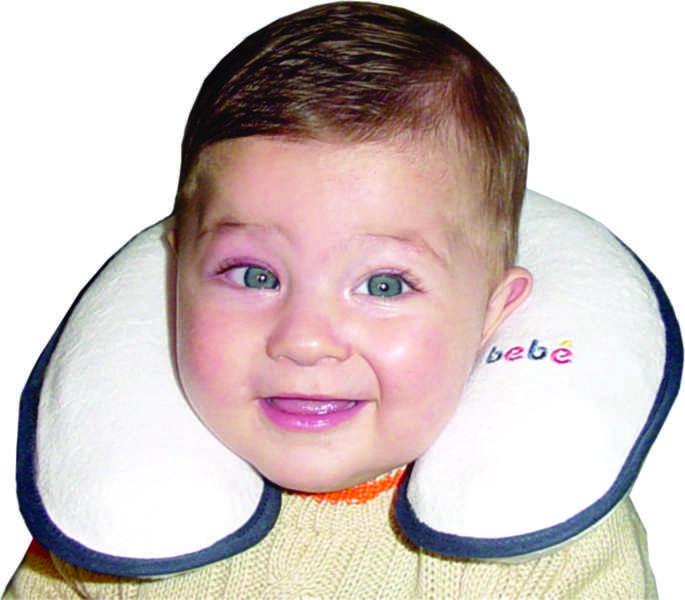 Protetor para cabe%c3%a7a infl%c3%a1vel