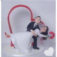 Casal Coração humanizado