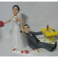 Casal Arrastado Boteco