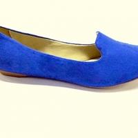 camurça azul klein