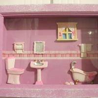 Cenário Banheiro