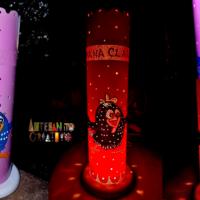 luminárias galinha pintadinha