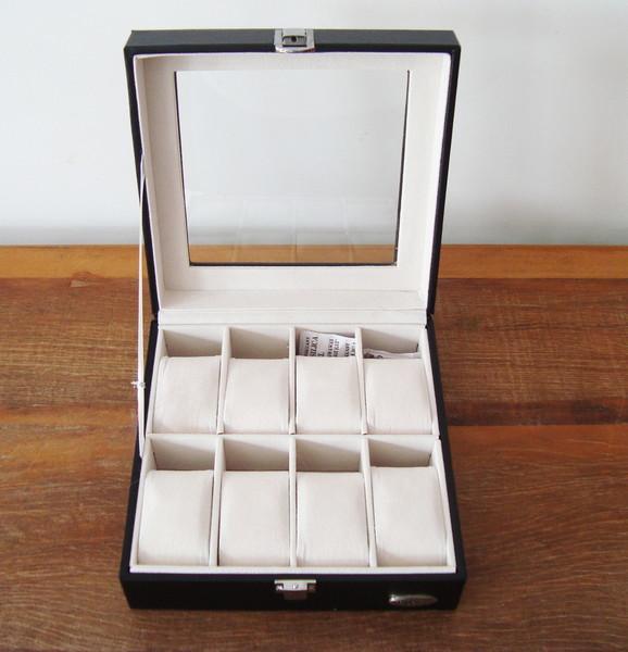 Caixa de relogios masculino relogios