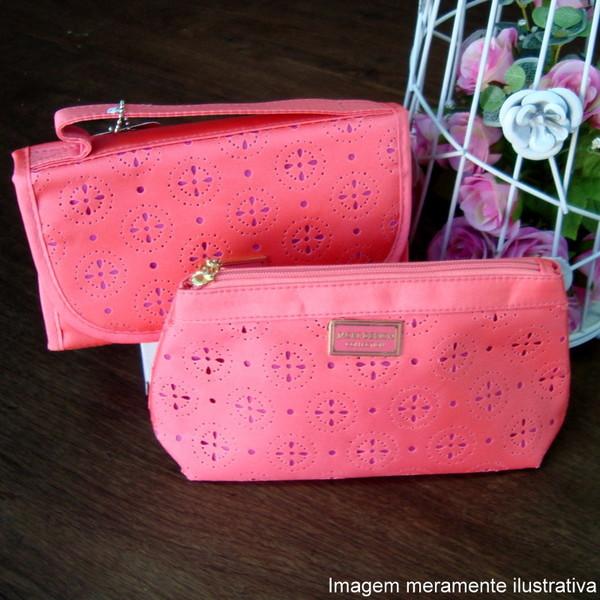 Necessaire jacki design melancia maleta