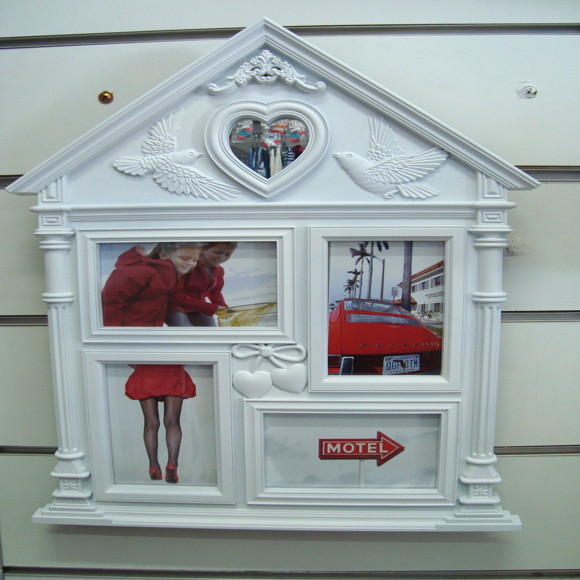 Porta retrato formato casa porta retrato formato de casa