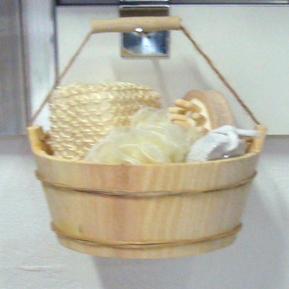 Kit para banho com 4 pecas kit