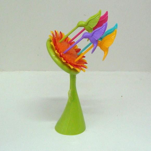 Petisqueira girassol petisqueira colorida