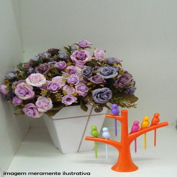 Petisqueira de arvore petisqueira colorida