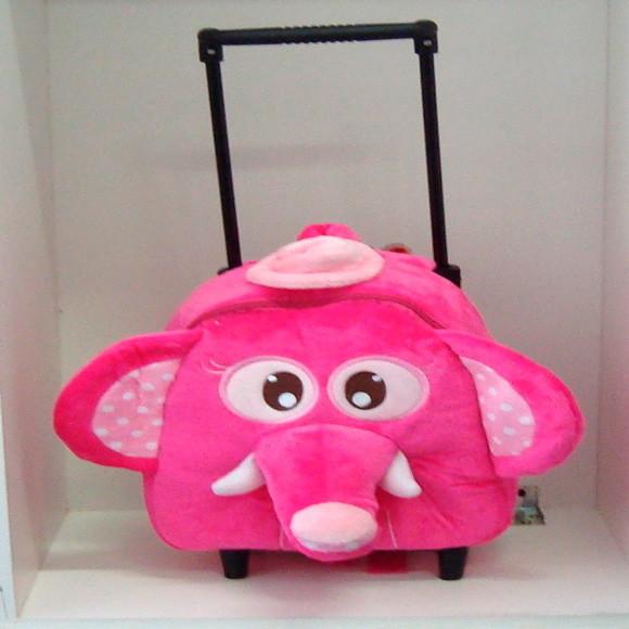 Mochila infantil elefante rosa mochila infantil