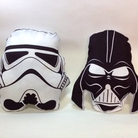 Kit almofadas Star Wars