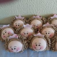 chaveiros bonecas