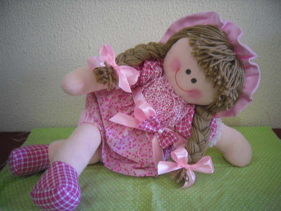 Bonecas de pano bonecas de pano
