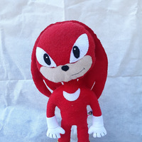 Knuckles da turma do sonic