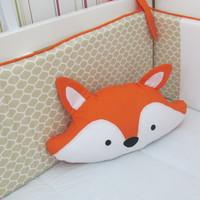 Almofada de raposa