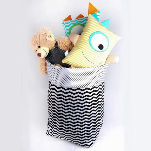 Saco organizador de brinquedos saco de brinquedo