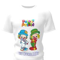Camiseta Camisa Blusa Personalizada Patati Patata