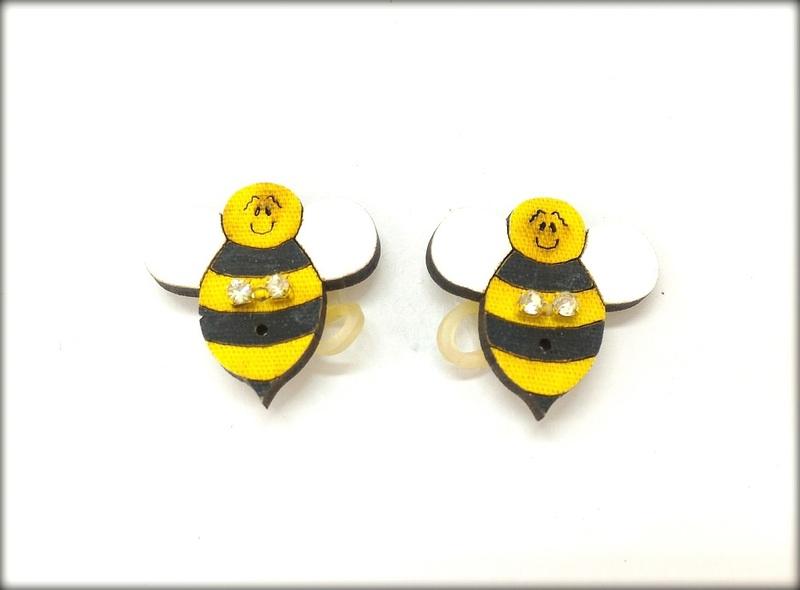 Botao abelha