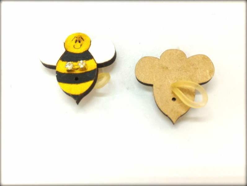 Botao abelha.