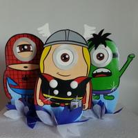 Minions-Heróis