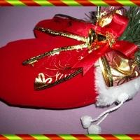 Luva-Noel Natal