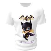 Camiseta Camisa Blusa Personalizada BatGirl Batman
