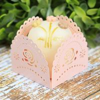 Forminhas para doces rosa M2