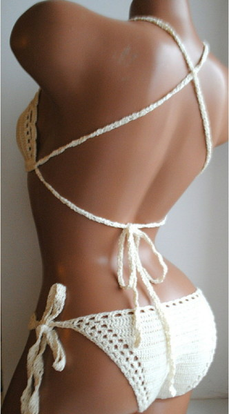Biquini branco 3
