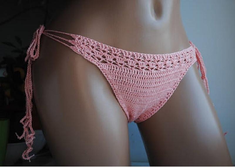Biquini rosa 2