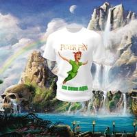 Camiseta Camisa Blusa Personalizada Peter Pan