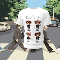 Camiseta Camisa Blusa Beatles