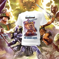 Camiseta Camisa Blusa Personalizada He-Man
