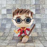 Boneco Harry Potter Quadribol Estilo Funko Pop Biscuit