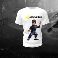 Camiseta Camisa Blusa Bruce Lee