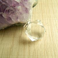 Pingente Cristal Estrela de Davi Prata 950