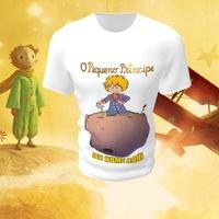 Camiseta Camisa Blusa Personalizada Pequeno Príncipe