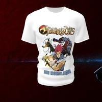 Camiseta Camisa Blusa Personalizada Thundercats