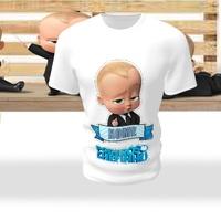Camiseta Camisa Blusa Personalizada Poderoso Chefinho