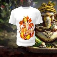 Camiseta Camisa Blusa Ganesha